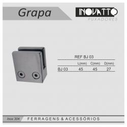 Grapa Inox